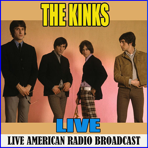 Live (Live) de The Kinks