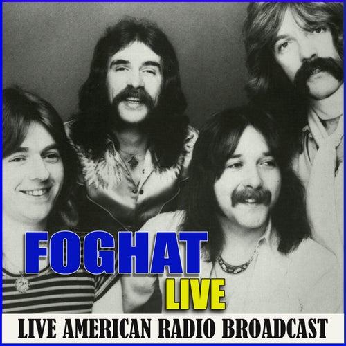 Live (Live) de Foghat