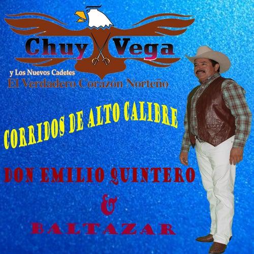 Don Emilio Quintero & Baltazar by Chuy Vega