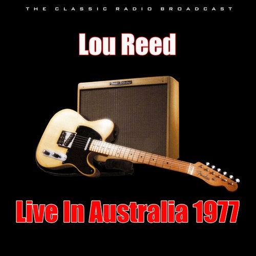 Live In Australia 1977 (Live) de Lou Reed