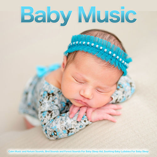 Baby Music: Calm Music and Nature Sounds, Bird Sounds and Forest Sounds For Baby Sleep Aid, Soothing Baby Lullabies For Baby Sleep de Baby Sleep Music (1)