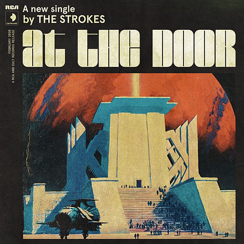 At The Door by The Strokes