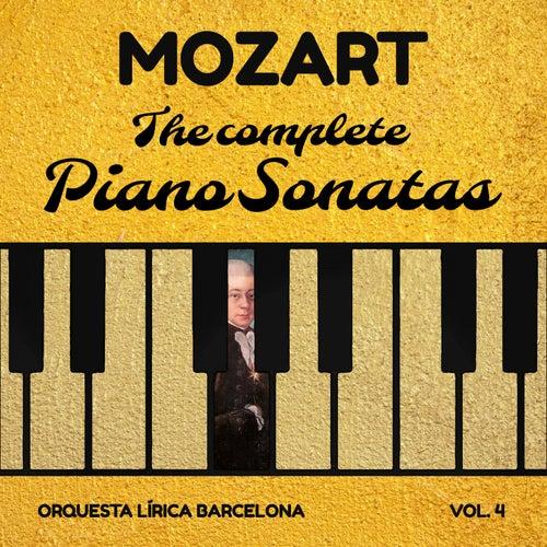 The Complete Piano Sonatas Vol. 4 von Orquesta Lírica Barcelona