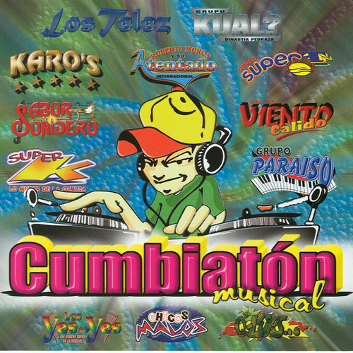 Cumbiaton Musical de Various Artists