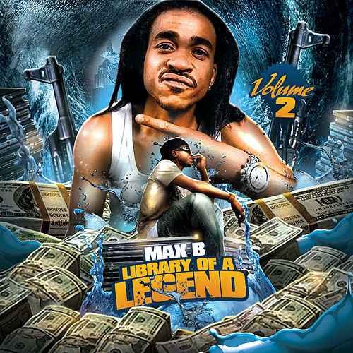 Library of a Legend, Vol. 2 by Max B
