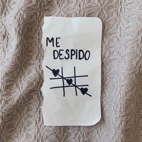 Me Despido von Marco Mares