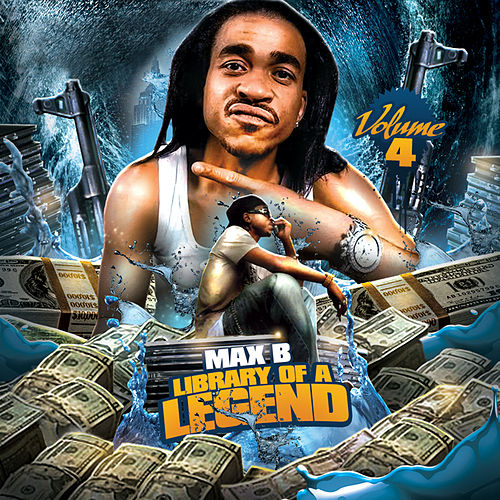 Library of a Legend, Vol. 4 by Max B