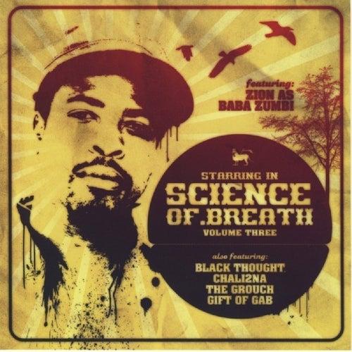 Science Of Breath, Vol. 3 de Zion I