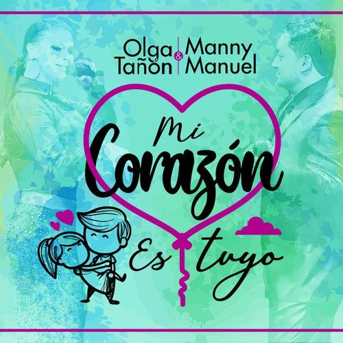 Mi Corazón es Tuyo de Olga Tañón