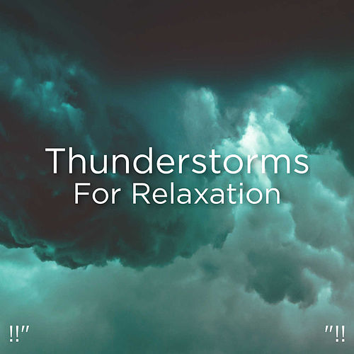 !!' Thunderstorms For Relaxation '!! de Thunderstorm Sound Bank