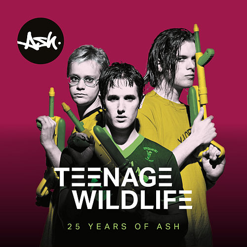Teenage Wildlife: 25 Years of Ash de Ash