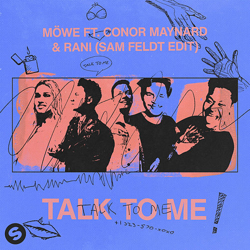 Talk To Me (feat. Conor Maynard & RANI) (Sam Feldt Edit) van Möwe