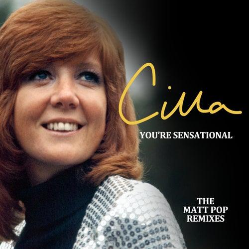 You're Sensational (Matt Pop Remixes) de Cilla Black