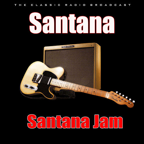 Santana Jam (Live) de Santana
