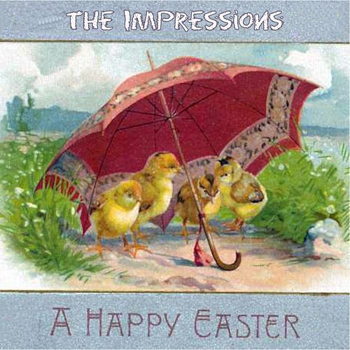 A Happy Easter de The Impressions