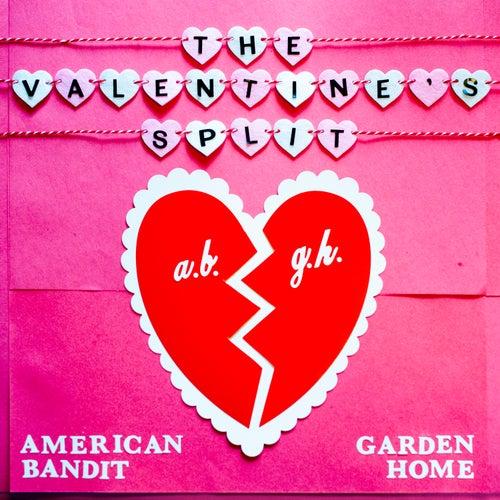 The Valentine's Split de Various Artists