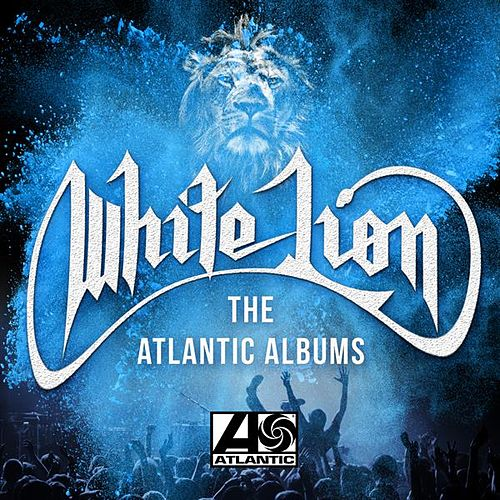 The Atlantic Albums by White Lion
