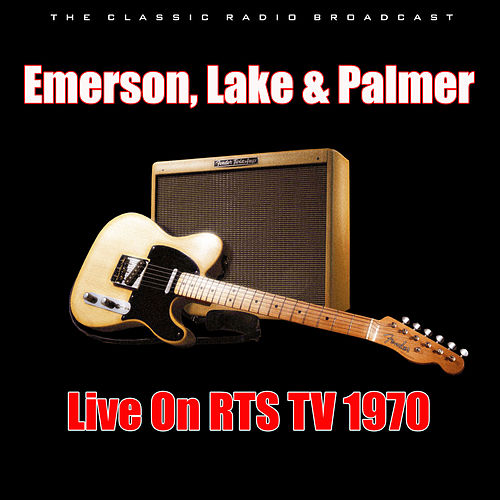 Live On RTS TV 1970 (Live) de Emerson, Lake & Palmer