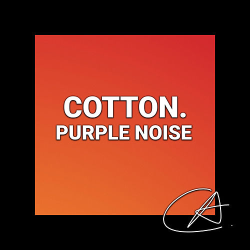 Purple Noise Cotton (Loopable) de Fabricantes de Lluvia