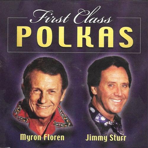 First Class Polkas de Jimmy Sturr