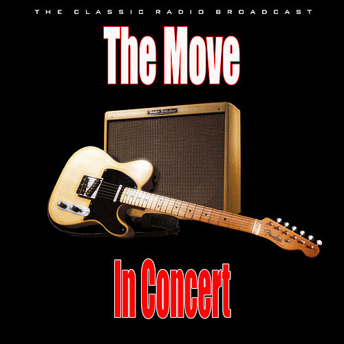 In Concert (Live) de The Move