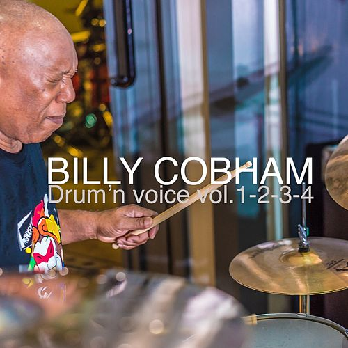 Drum'nvoice Vol..1-2-3-4 by Billy Cobham