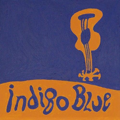 Indigo Blue von Uli Kretschmer
