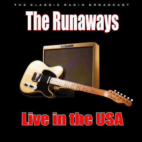 Live in the USA (Live) de The Runaways