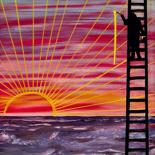 Higher Than the Sun by Maxwell Watts