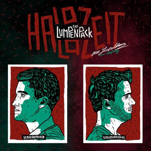 Halbzeit (Live) by Das Lumpenpack