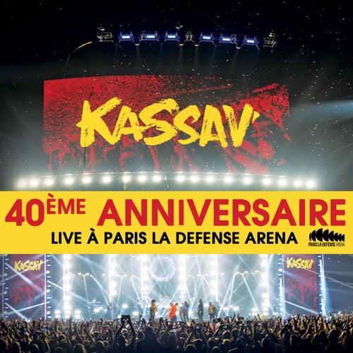 40ème anniversaire - Le concert von Kassav'