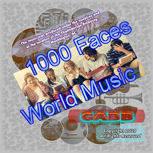 GaBB - 1000 Faces by Rich Staats
