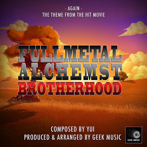 Again (From 'Fullmetal Alchemist Brotherhood') (English Version) von Geek Music