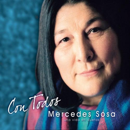 Con Todos (CD 2) de Mercedes Sosa