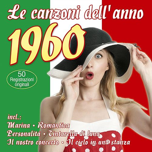 Le canzoni dell' anno 1960 by Various Artists