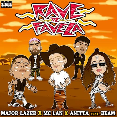 Rave de Favela (feat. BEAM) de Mc Lan