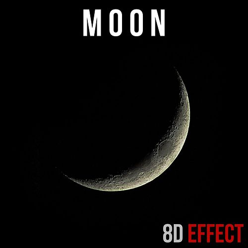 Moon by 8d Effect