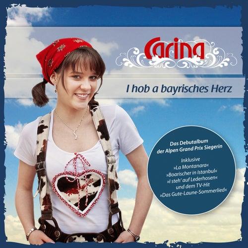 I hob a bayrisches Herz de Carina
