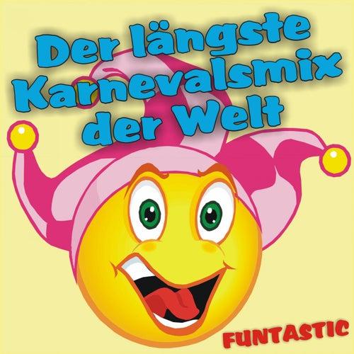 Der längste Karnevalsmix der Welt (Auf die Bäume ihr Affen / Die Mädchen aus dem Kohlenpott / Rucki Zucki / Et Trömmelche / O du schöner Westerwald) von Funtastic