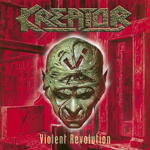 Violent Revolution by Kreator