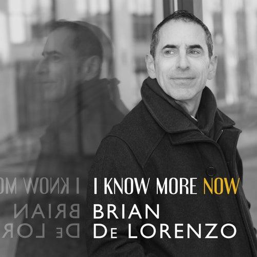 I Know More Now de Brian De Lorenzo