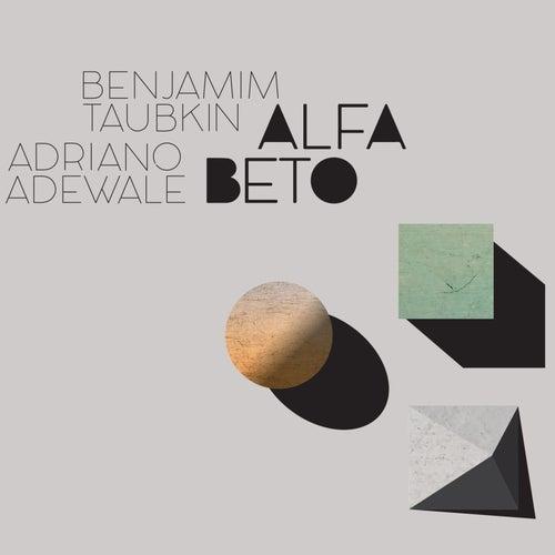 Alfabeto de Adriano Adewale