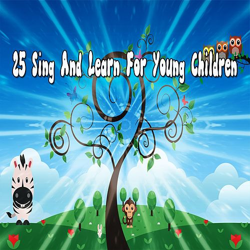 25 Sing and Learn for Young Children de Canciones Infantiles