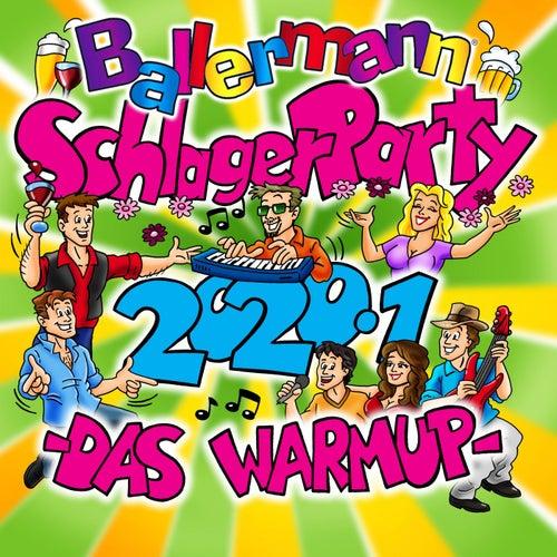 Ballermann Schlagerparty 2020.1 (Das Warmup) von Various Artists