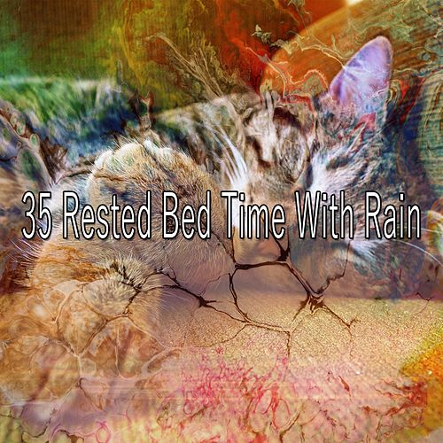 35 Rested Bed Time with Rain de Rain Sounds and White Noise