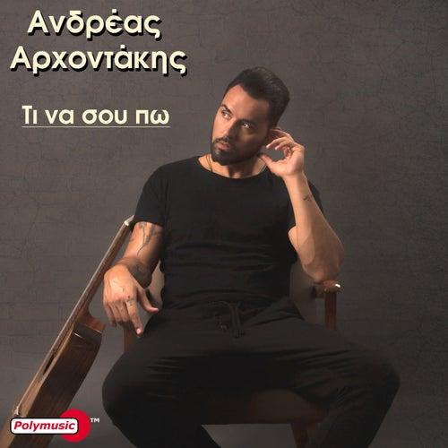 "Andreas Archontakis: ""Ti Na Sou Po"""