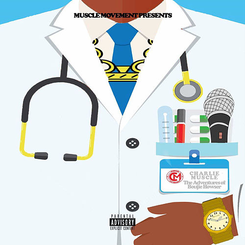 The Adventures of Boujie Howser by Charlie Muscle