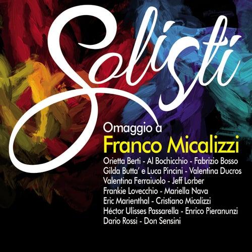 Solisti (Omaggio a Franco Micalizzi) di Franco Micalizzi