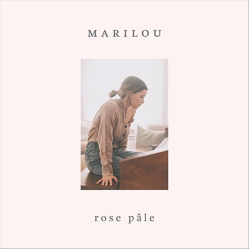 Rose pâle de Marilou
