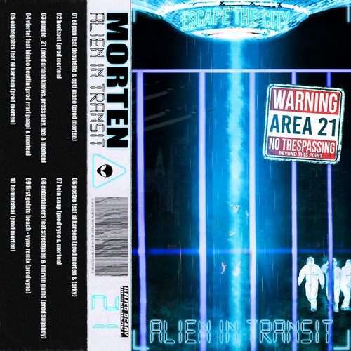 ESCAPE THE CiTY (Level 2 - Alien in Transit) by Morten